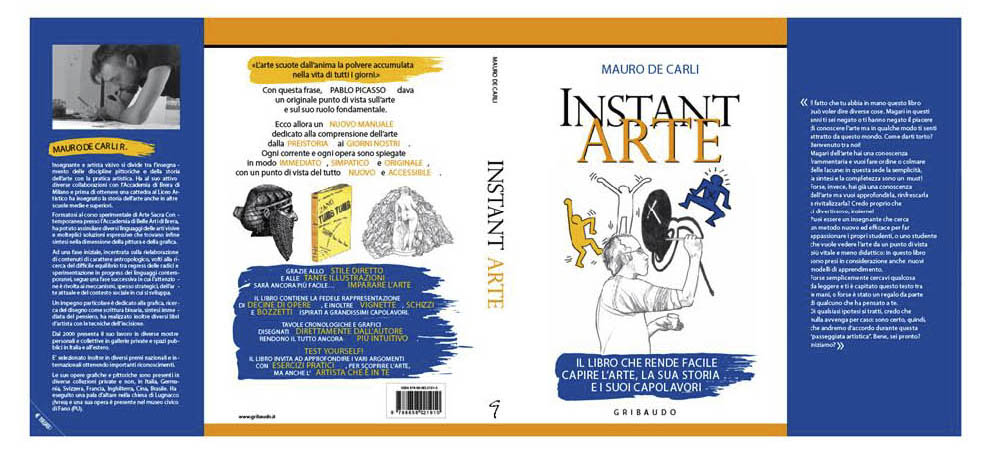 Instant Art – Il libro per capire l'arte e i suoi capolavori